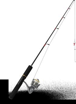 Fishing Equipment Illustration